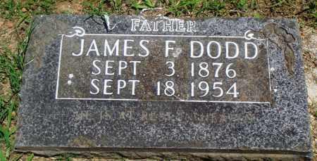 DODD, JAMES F - Boone County, Arkansas | JAMES F DODD - Arkansas Gravestone Photos