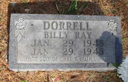 DORRELL, BILLY RAY - Boone County, Arkansas | BILLY RAY DORRELL - Arkansas Gravestone Photos