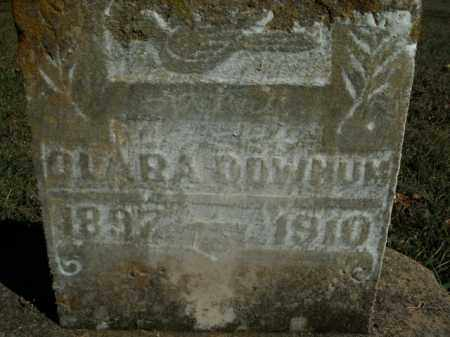 DOWNUM, CLARA - Boone County, Arkansas | CLARA DOWNUM - Arkansas Gravestone Photos