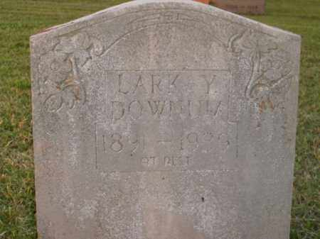 DOWNUM, LARK Y. - Boone County, Arkansas | LARK Y. DOWNUM - Arkansas Gravestone Photos
