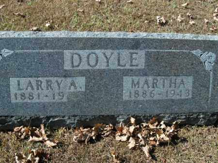 DOYLE, MARTHA - Boone County, Arkansas | MARTHA DOYLE - Arkansas Gravestone Photos
