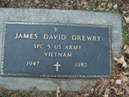 DREWRY  (VETERAN VIET), JAMES DAVID - Boone County, Arkansas | JAMES DAVID DREWRY  (VETERAN VIET) - Arkansas Gravestone Photos