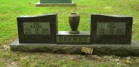 DREWRY, HAZEL - Boone County, Arkansas | HAZEL DREWRY - Arkansas Gravestone Photos