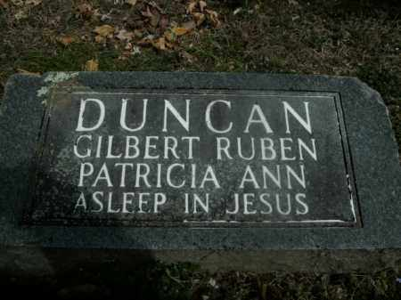 DUNCAN, GILBERT RUBEN - Boone County, Arkansas | GILBERT RUBEN DUNCAN - Arkansas Gravestone Photos