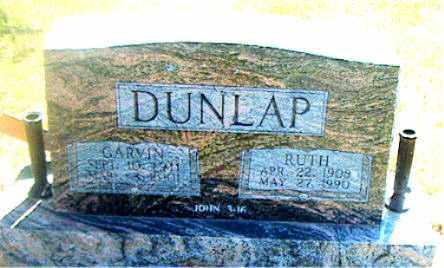 DUNLAP, RUTH - Boone County, Arkansas | RUTH DUNLAP - Arkansas Gravestone Photos