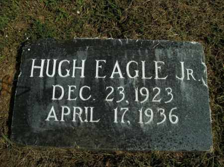 EAGLE, HUGH, JR. - Boone County, Arkansas | HUGH, JR. EAGLE - Arkansas Gravestone Photos