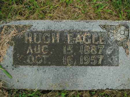 EAGLE, HUGH - Boone County, Arkansas | HUGH EAGLE - Arkansas Gravestone Photos