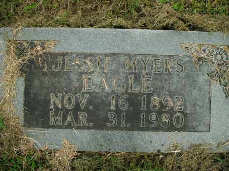 EAGLE, JESSIE - Boone County, Arkansas | JESSIE EAGLE - Arkansas Gravestone Photos