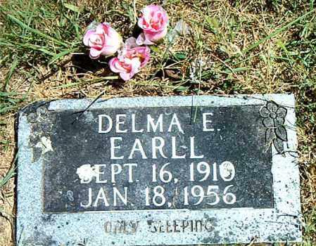 EARLL, DELMA  E. - Boone County, Arkansas | DELMA  E. EARLL - Arkansas Gravestone Photos