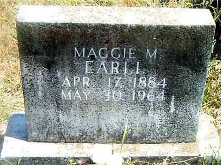 EARLL, MAGGIE M. - Boone County, Arkansas | MAGGIE M. EARLL - Arkansas Gravestone Photos