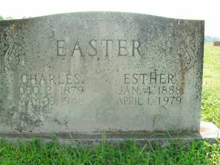 EASTER, CHARLES - Boone County, Arkansas | CHARLES EASTER - Arkansas Gravestone Photos