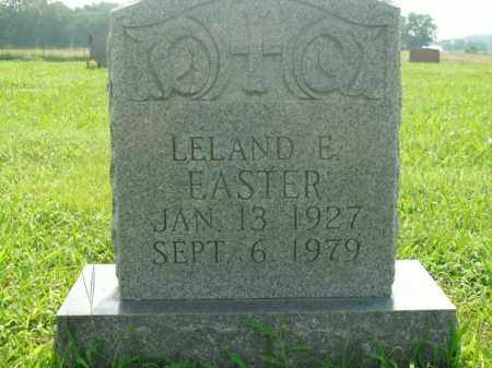 EASTER, LELAND EDGAR - Boone County, Arkansas | LELAND EDGAR EASTER - Arkansas Gravestone Photos
