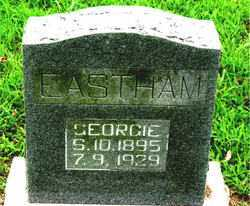 EASTHAN, GEORGIE - Boone County, Arkansas | GEORGIE EASTHAN - Arkansas Gravestone Photos