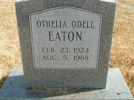 EATON, OTHELIA ODELL - Boone County, Arkansas | OTHELIA ODELL EATON - Arkansas Gravestone Photos