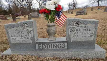 EDDINGS, DARRELL - Boone County, Arkansas | DARRELL EDDINGS - Arkansas Gravestone Photos