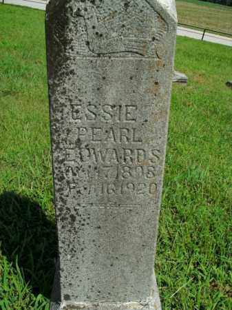 EDWARDS, ESSIE PEARL - Boone County, Arkansas | ESSIE PEARL EDWARDS - Arkansas Gravestone Photos