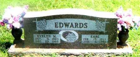 EDWARDS, EARL - Boone County, Arkansas | EARL EDWARDS - Arkansas Gravestone Photos