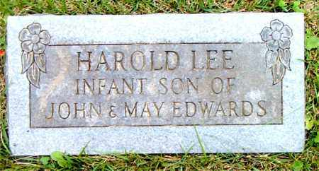 EDWARDS, HAROLD LEE - Boone County, Arkansas | HAROLD LEE EDWARDS - Arkansas Gravestone Photos