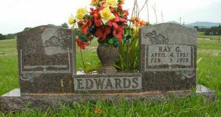 EDWARDS, RAY G. - Boone County, Arkansas | RAY G. EDWARDS - Arkansas Gravestone Photos