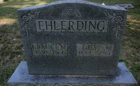 EHLERDING, GRACE M. - Boone County, Arkansas | GRACE M. EHLERDING - Arkansas Gravestone Photos