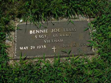 ELLIS  (VETERAN VIET), BENNIE JOE - Boone County, Arkansas | BENNIE JOE ELLIS  (VETERAN VIET) - Arkansas Gravestone Photos
