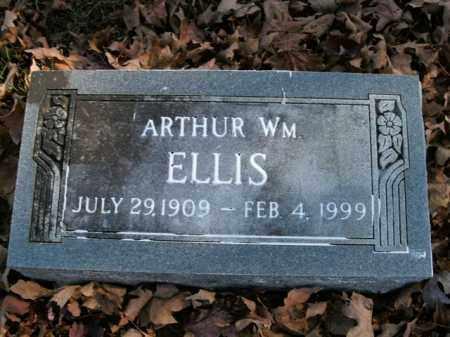 ELLIS, ARTHUR WILLIAM - Boone County, Arkansas | ARTHUR WILLIAM ELLIS - Arkansas Gravestone Photos