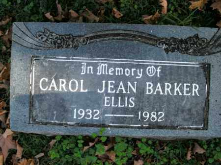ELLIS, CAROL JEAN - Boone County, Arkansas | CAROL JEAN ELLIS - Arkansas Gravestone Photos