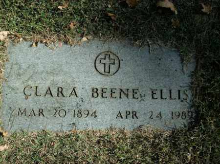 BEENE ELLIS, CLARA - Boone County, Arkansas | CLARA BEENE ELLIS - Arkansas Gravestone Photos