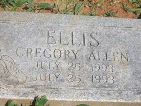 ELLIS, GREGORY ALLEN - Boone County, Arkansas | GREGORY ALLEN ELLIS - Arkansas Gravestone Photos