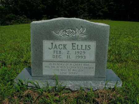 ELLIS, JACK - Boone County, Arkansas | JACK ELLIS - Arkansas Gravestone Photos