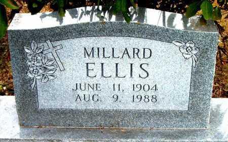 ELLIS, MILLARD - Boone County, Arkansas | MILLARD ELLIS - Arkansas Gravestone Photos