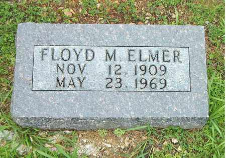 ELMER, FLOYD  M. - Boone County, Arkansas | FLOYD  M. ELMER - Arkansas Gravestone Photos