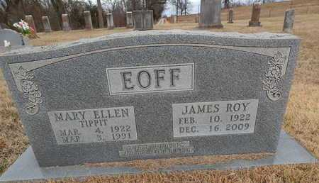 EOFF, MARY ELLEN - Boone County, Arkansas | MARY ELLEN EOFF - Arkansas Gravestone Photos