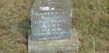 EOFF, SAMUEL C. - Boone County, Arkansas | SAMUEL C. EOFF - Arkansas Gravestone Photos