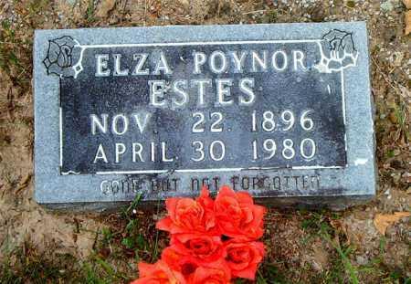 ESTES, ELZA POYNOR - Boone County, Arkansas | ELZA POYNOR ESTES - Arkansas Gravestone Photos