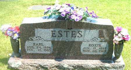 ESTES, ROXIE - Boone County, Arkansas | ROXIE ESTES - Arkansas Gravestone Photos