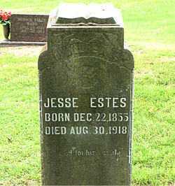 ESTES, JESSE - Boone County, Arkansas | JESSE ESTES - Arkansas Gravestone Photos