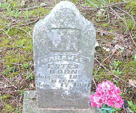ESTES, SARAH ELIZABETH - Boone County, Arkansas | SARAH ELIZABETH ESTES - Arkansas Gravestone Photos
