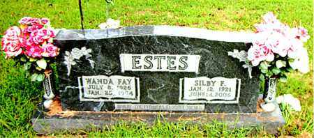 ESTES, SILBY  F. - Boone County, Arkansas | SILBY  F. ESTES - Arkansas Gravestone Photos