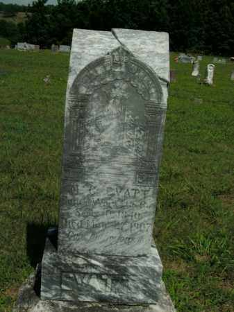 EVATT, M. C. - Boone County, Arkansas | M. C. EVATT - Arkansas Gravestone Photos
