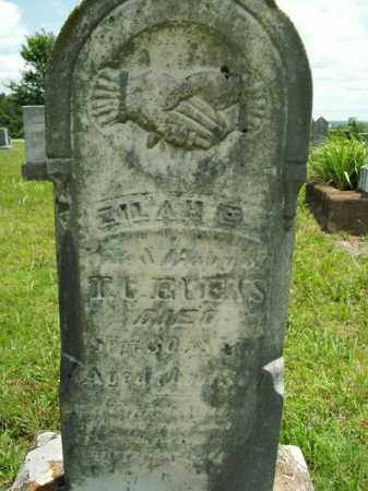 EVENS, ZILAH C. - Boone County, Arkansas | ZILAH C. EVENS - Arkansas Gravestone Photos