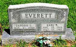 EVERETT, EARL L. - Boone County, Arkansas | EARL L. EVERETT - Arkansas Gravestone Photos