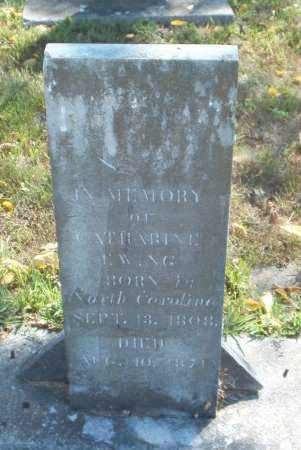 EWING, CATHARINE - Boone County, Arkansas | CATHARINE EWING - Arkansas Gravestone Photos
