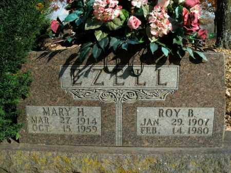EZELL, ROY B. - Boone County, Arkansas | ROY B. EZELL - Arkansas Gravestone Photos