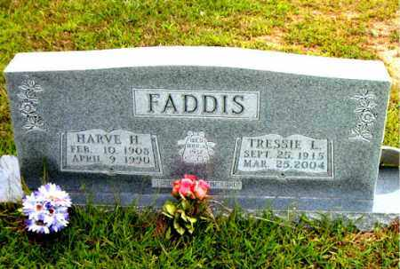 FADDIS, HARVE HENRY - Boone County, Arkansas | HARVE HENRY FADDIS - Arkansas Gravestone Photos