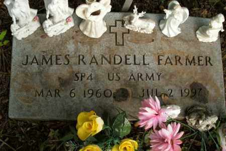 FARMER  (VETERAN), JAMES RANDELL - Boone County, Arkansas | JAMES RANDELL FARMER  (VETERAN) - Arkansas Gravestone Photos