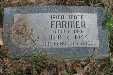 FARMER, IRMA JEANE - Boone County, Arkansas | IRMA JEANE FARMER - Arkansas Gravestone Photos