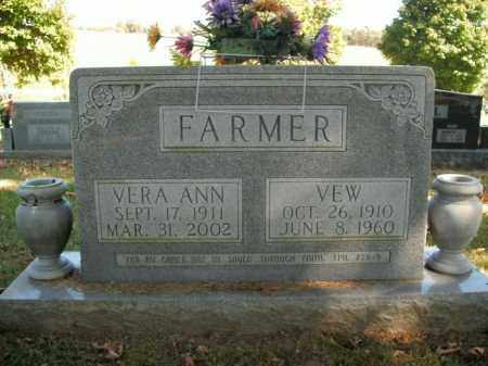 FARMER, VERA ANN - Boone County, Arkansas | VERA ANN FARMER - Arkansas Gravestone Photos