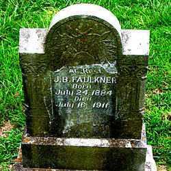 FAULKNER, J.B. - Boone County, Arkansas | J.B. FAULKNER - Arkansas Gravestone Photos