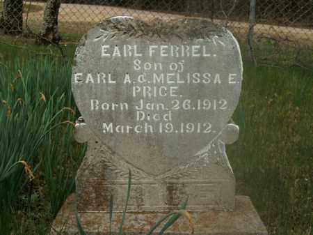 FERREL, EARL - Boone County, Arkansas | EARL FERREL - Arkansas Gravestone Photos